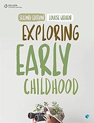 Cover of Exploring Early Childhood