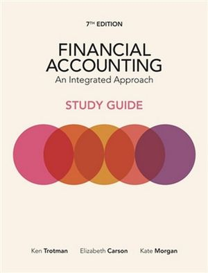 Cover of FINANCIAL ACCOUNTING
