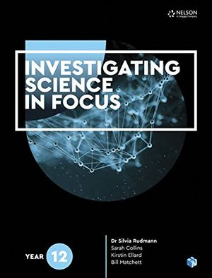 Cover of Investigating Science in Focus Hsc
