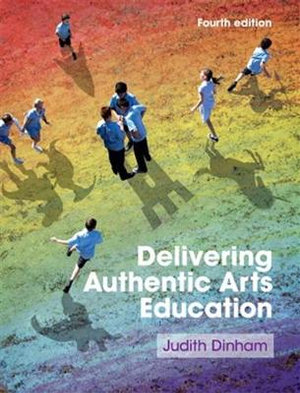 Cover of Delivering Authentic Arts Education with Online Study Tools 12 Months