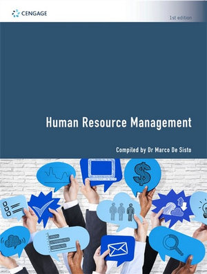 Cover of CP1179 - HUMAN RESOURCE MANAGEMENT.