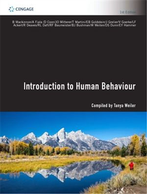 Cover of Introduction to Human Behaviour