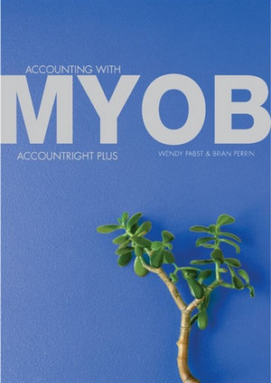 Cover of PP1230 - Accounting with MYOB AccountRight Plus