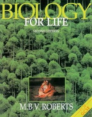 Cover of Biology for Life