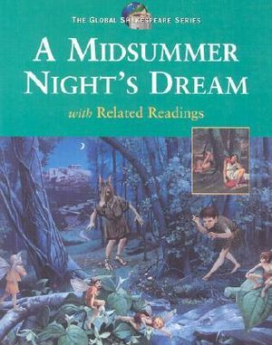 Cover of A Midsummer Night's Dream with Related Readings