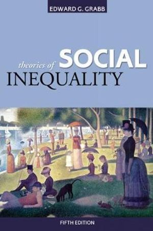 Cover of Theories of Social Inequality