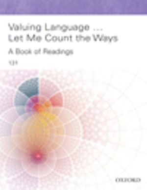 Cover of Valuing Language 131 Print + E-book