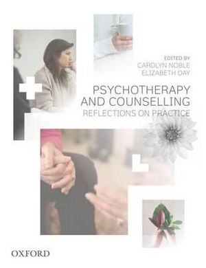 Cover of Psychotherapy and Counselling