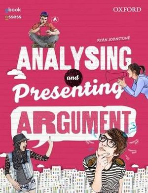 Cover of Analysing and Presenting Argument