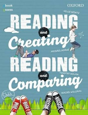 Cover of Reading and Creating