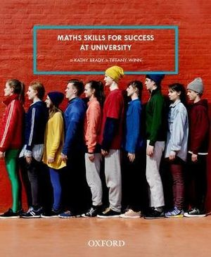 Cover of Maths Skills for Success at University