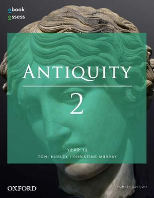 Cover of Antiquity 2 (fourth Edition)