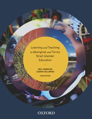 Cover of Learning and Teaching in Aboriginal and Torres Strait Islander Education