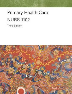 Cover of Primary Health Care: NURS1102