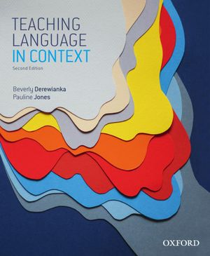 Cover of Teaching Language in Context