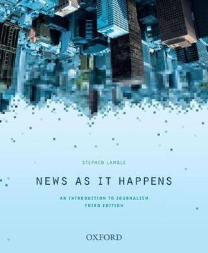 Cover of News As It Happens