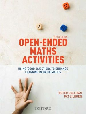 Cover of Open Ended Maths Activities Revised Edition