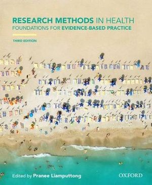 Cover of Research Methods in Health