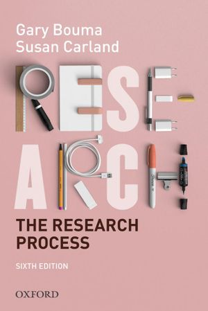 Cover of The Research Process