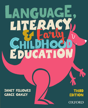 Cover of Language, Literacy And Early Childhood Education
