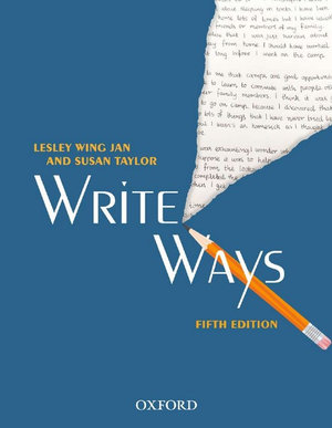 Cover of Write Ways