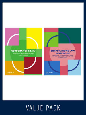 Cover of Corporations Law Value Pack