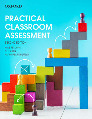 Cover of Practical Classroom Assessment