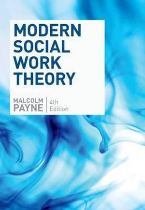 Cover of Modern Social Work Theory