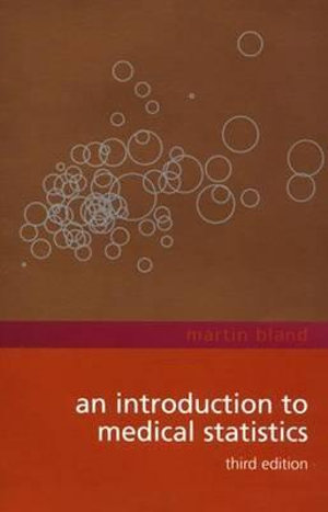 Cover of An Introduction to Medical Statistics