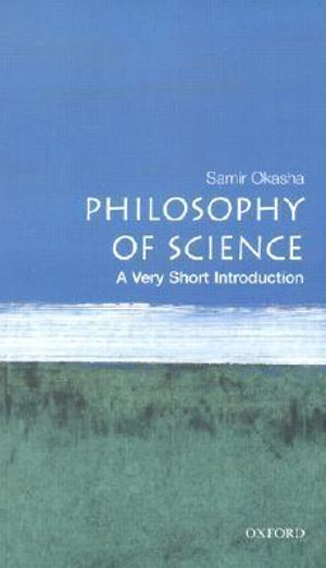 Cover of Philosophy of Science: A Very Short Introduction