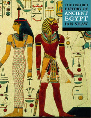 Cover of The Oxford History of Ancient Egypt