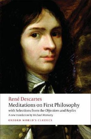 Cover of Meditations on First Philosophy