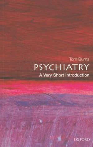 Cover of Psychiatry: A Very Short Introduction