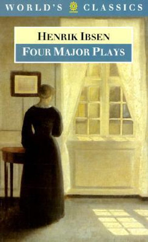 Cover of Four Major Plays