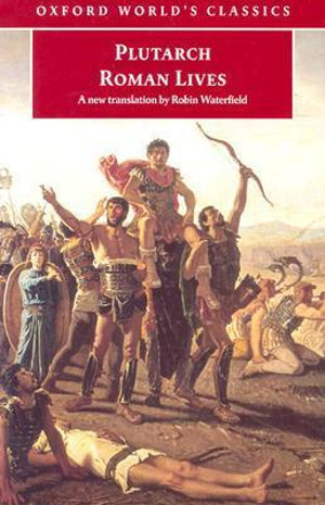 Cover of Roman Lives
