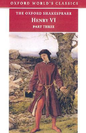 Cover of Henry the Sixth, Part Three