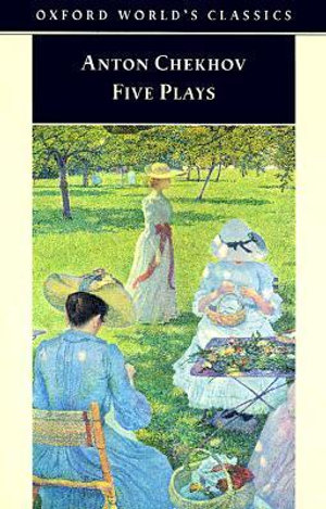 Cover of Five Plays