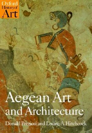 Cover of Aegean Art and Architecture