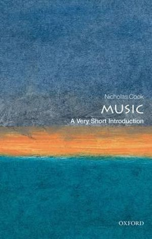 Cover of Music: A Very Short Introduction