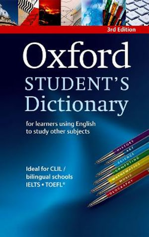 Cover of Oxford Student's Dictionary