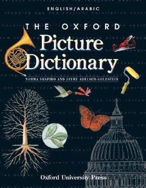 Cover of The Oxford Picture Dictionary. English/Arabic