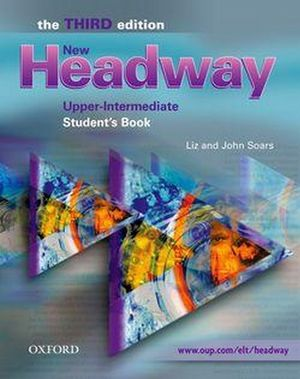 Cover of New Headway: Upper-Intermediate Third Edition: Student's Book