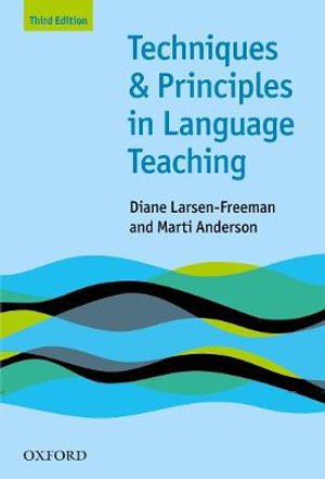 Cover of Techniques and Principles in Language Teaching (Third Edition)