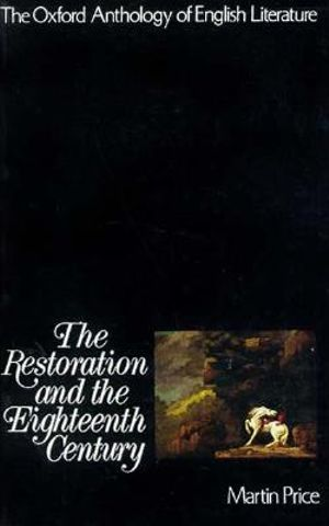 Cover of The Restoration and the Eighteenth Century