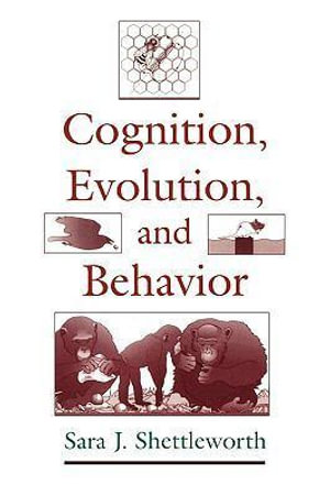 Cover of Cognition, Evolution, and Behavior