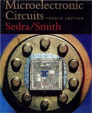 Cover of Microelenectronic Circuits