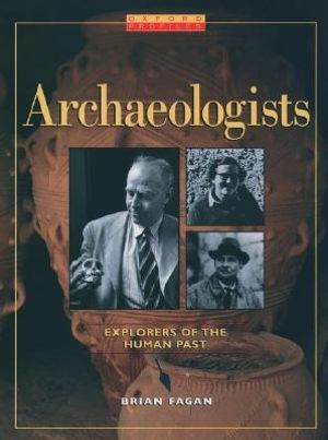 Cover of Archaeologists