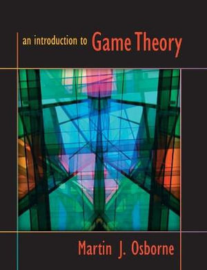 Cover of An Introduction to Game Theory