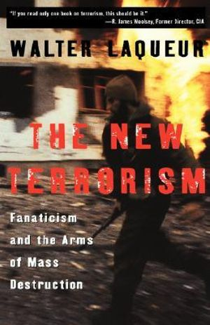 Cover of The New Terrorism
