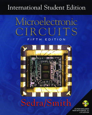 Cover of Microelectronics Circuits